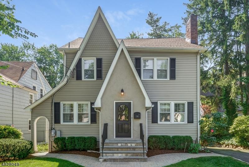 Maison unifamiliale pour l à louer à 88 LOCUST Avenue Millburn, New Jersey 07041 États-Unis