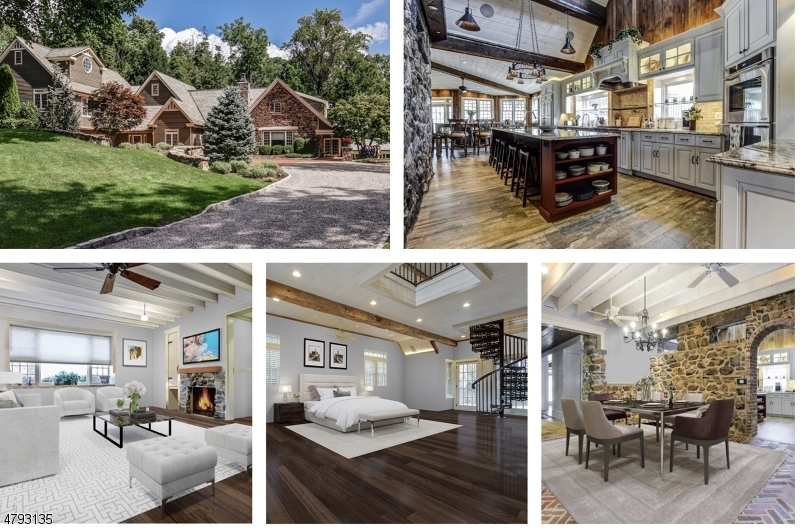 Tek Ailelik Ev için Satış at 79 Minnisink Road Millburn, New Jersey 07078 Amerika Birleşik Devletleri