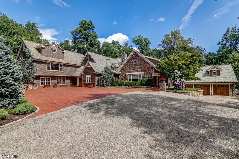 Частный односемейный дом для того Продажа на 79 Minnisink Road Millburn, Нью-Джерси 07078 Соединенные Штаты