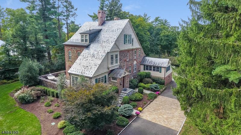 Single Family Home for Sale at 18 CHESTNUT PL 18 CHESTNUT PL Millburn, New Jersey 07078 United States