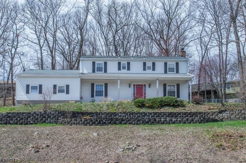 Maison unifamiliale pour l Vente à 608 SANDRA Drive Mount Arlington, New Jersey 07850 États-Unis