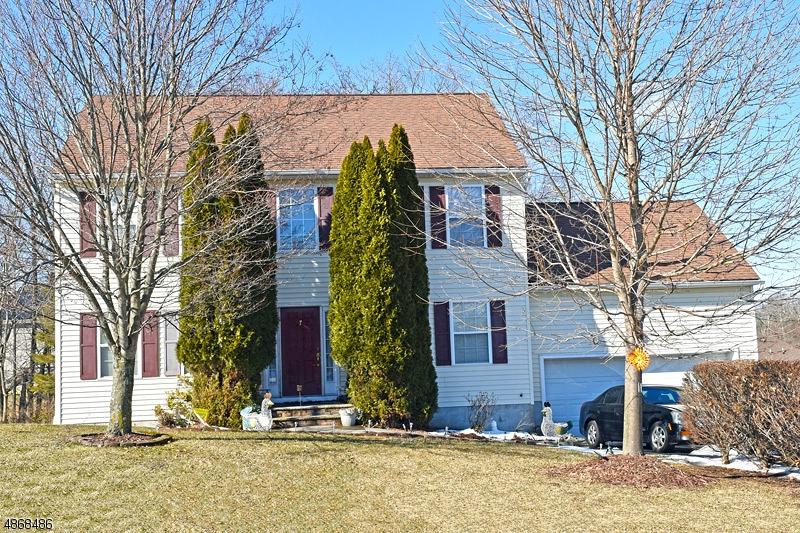 Maison unifamiliale pour l Vente à 7 STRATFORD Lane Newton, New Jersey 07860 États-Unis