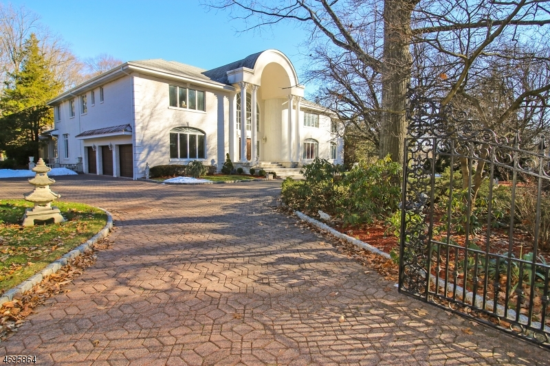 Single Family Homes for Sale at Ho Ho Kus, New Jersey 07423 United States