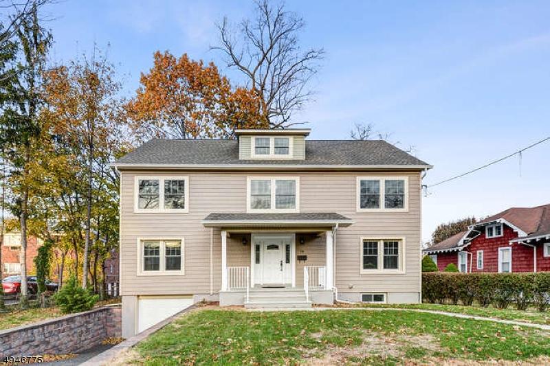 Single Family Homes 용 매매 에 Nutley, 뉴저지 07110 미국