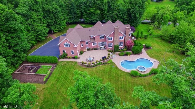 Single Family Homes 용 매매 에 Bernards Township, 뉴저지 07920 미국