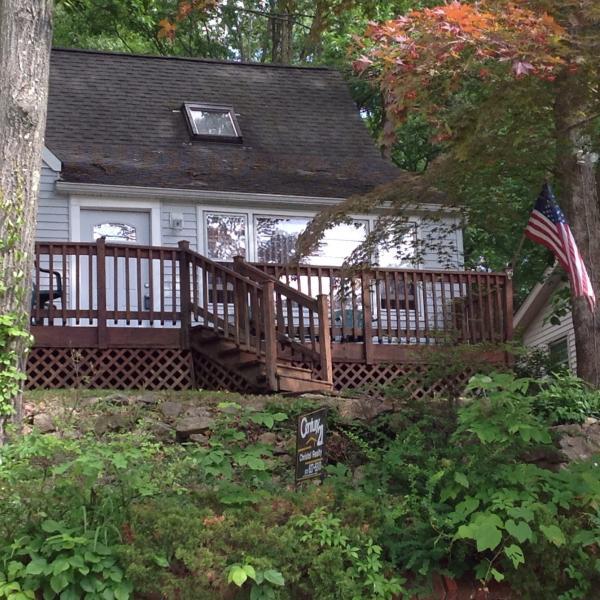Maison unifamiliale pour l Vente à 520 Dell Road Landing, New Jersey 07850 États-Unis