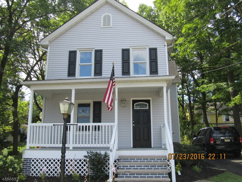 Single Family Home for Sale at 6 Maple Street Andover, New Jersey 07821 United States