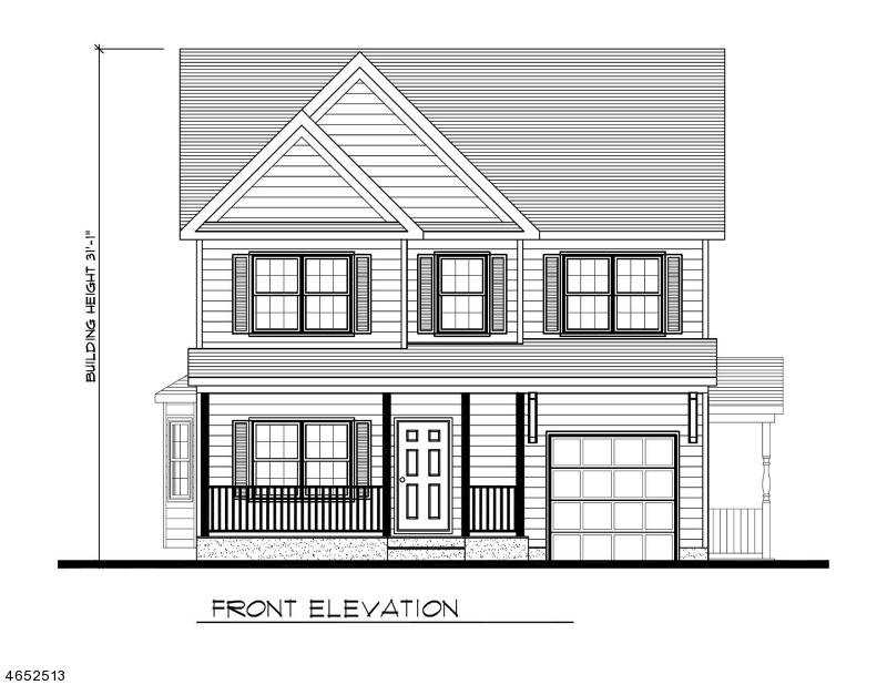 Частный односемейный дом для того Продажа на 875 North Ave W Westfield, Нью-Джерси 07090 Соединенные Штаты