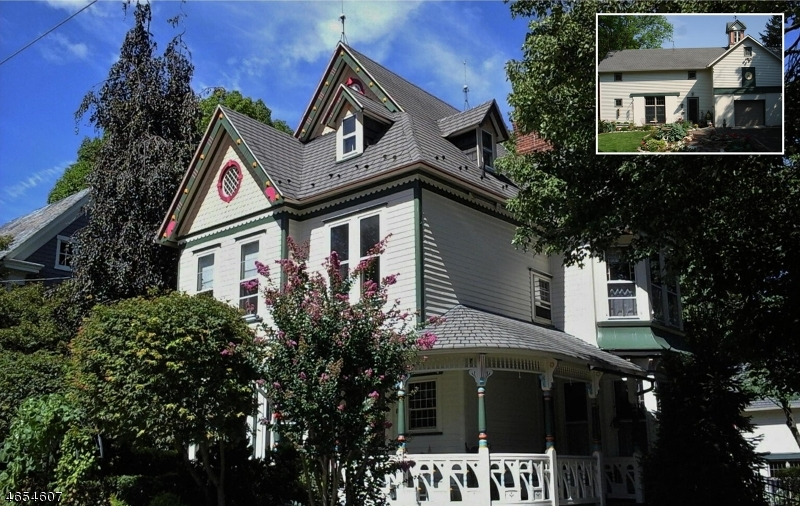 Single Family Home for Sale at 60 Main Street Bloomsbury, New Jersey 08804 United States