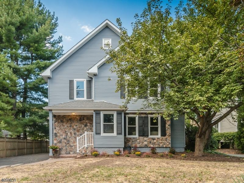 Casa Unifamiliar por un Venta en 415 MOUNTAIN AVENUE Westfield, Nueva Jersey 07090 Estados Unidos