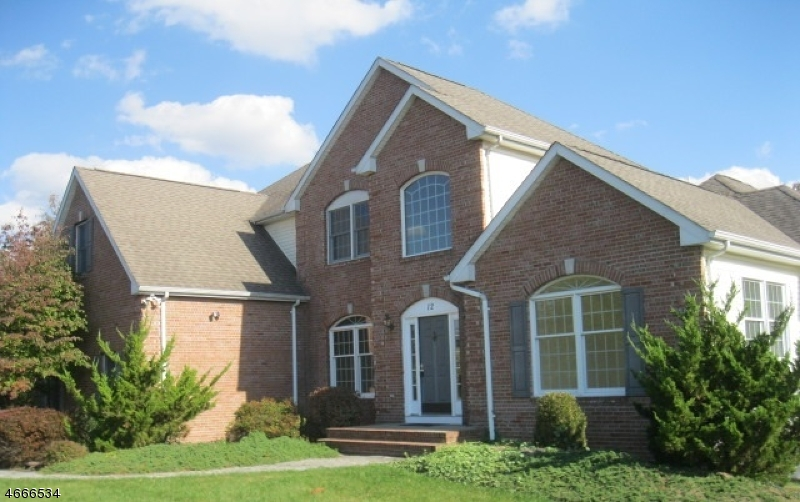 Single Family Home for Sale at 12 Dana Drive Lafayette, 07848 United States