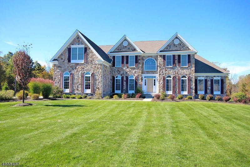 Частный односемейный дом для того Продажа на 6 Grant Court Augusta, Нью-Джерси 07822 Соединенные Штаты