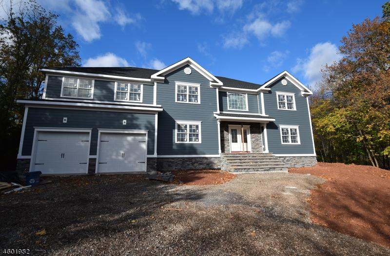 Частный односемейный дом для того Продажа на 787 Petron Place Bridgewater, 08807 Соединенные Штаты