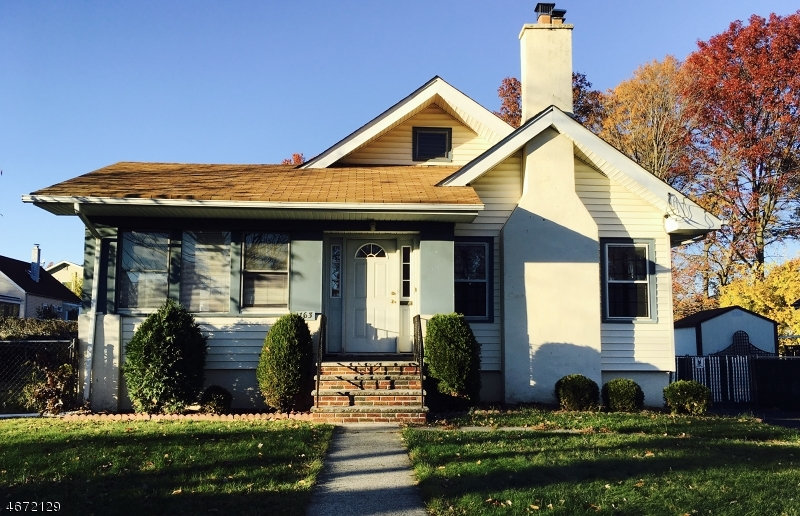 Single Family Home for Sale at 163 W Roselle Avenue Roselle Park, 07204 United States