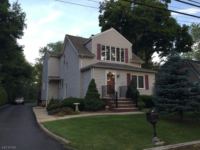 Частный односемейный дом для того Аренда на 12 Millbrook Road New Vernon, 07976 Соединенные Штаты