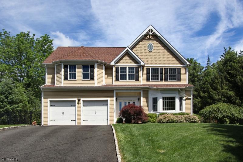 Частный односемейный дом для того Продажа на 338 WASHINGTON Street Berkeley Heights, 07922 Соединенные Штаты