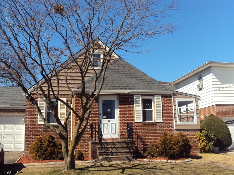Single Family Home for Sale at 57 2nd Street North Arlington, New Jersey 07031 United States