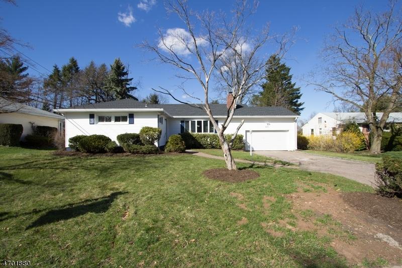 Частный односемейный дом для того Продажа на 511-513 SEVEN OAKS Road Orange, Нью-Джерси 07050 Соединенные Штаты