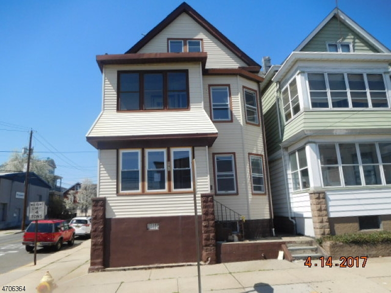 Multi-Family Home for Sale at 261 N 11th Street Prospect Park, 07508 United States