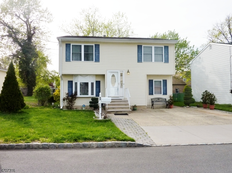 Single Family Home for Sale at 116 W WARREN Street South Bound Brook, New Jersey 08880 United States