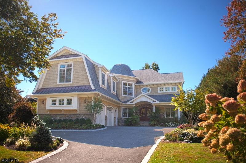 Частный односемейный дом для того Продажа на 507 Sicomac Avenue Wyckoff, Нью-Джерси 07481 Соединенные Штаты