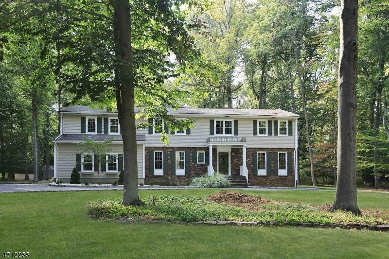 Частный односемейный дом для того Аренда на 15 Casale Drive Warren, Нью-Джерси 07059 Соединенные Штаты