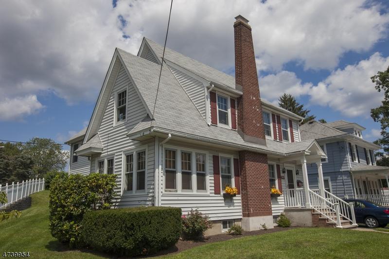 Частный односемейный дом для того Продажа на 63 Cutler Street Wharton, Нью-Джерси 07885 Соединенные Штаты
