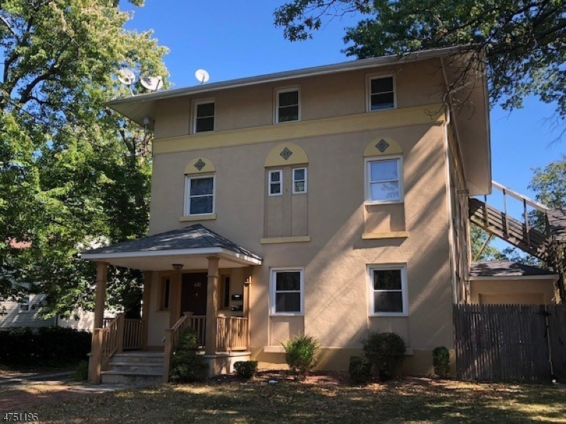 Multi-Family Home for Sale at 411 Chestnut Street 411 Chestnut Street Roselle, New Jersey 07203 United States