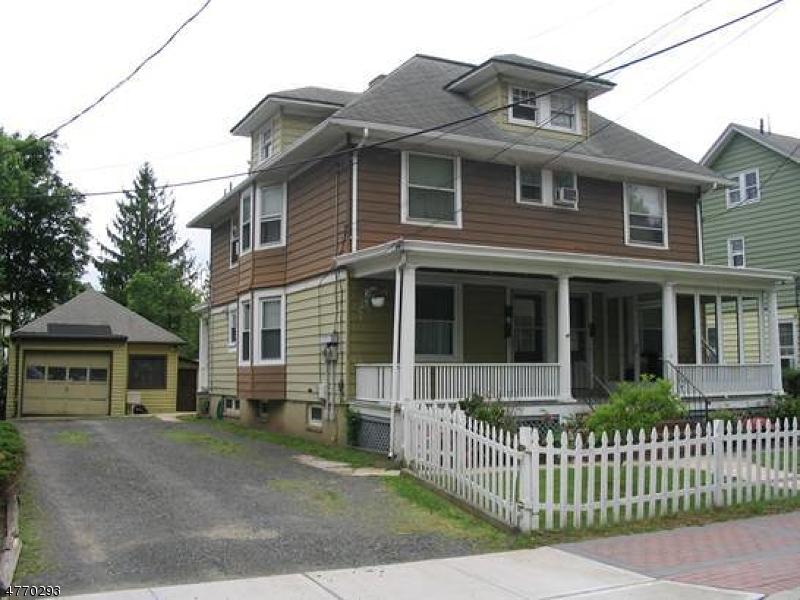 Casa Multifamiliar por un Venta en Address Not Available Somerville, Nueva Jersey 08876 Estados Unidos