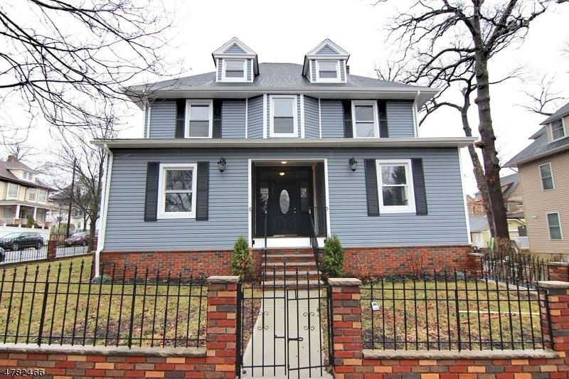 多戶家庭房屋 為 出售 在 238-240 GRAFTON Avenue Newark, 新澤西州 07104 美國