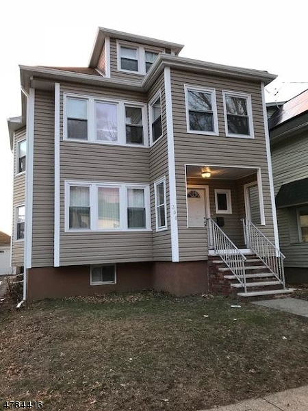Single Family Home for Rent at 298-300 VERNON Avenue Paterson, New Jersey 07503 United States