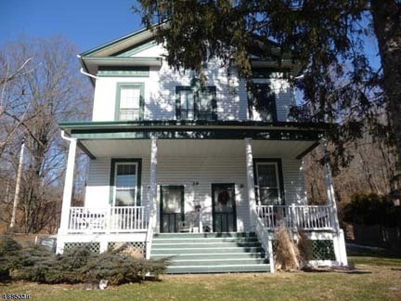 Single Family Home for Rent at 39-41 MAIN Street Glen Gardner, New Jersey 08826 United States