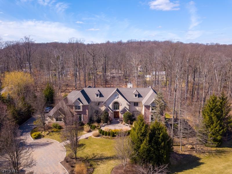 Casa Unifamiliar por un Venta en 9 STRATFORD COURT Warren, Nueva Jersey 07059 Estados Unidos