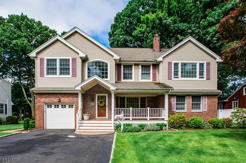 Частный односемейный дом для того Продажа на 362 N PLAZA Road Fair Lawn, Нью-Джерси 07410 Соединенные Штаты