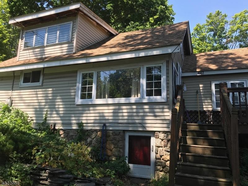 独户住宅 为 出租 在 447 LAKESIDE Road 西米尔福德, 新泽西州 07421 美国