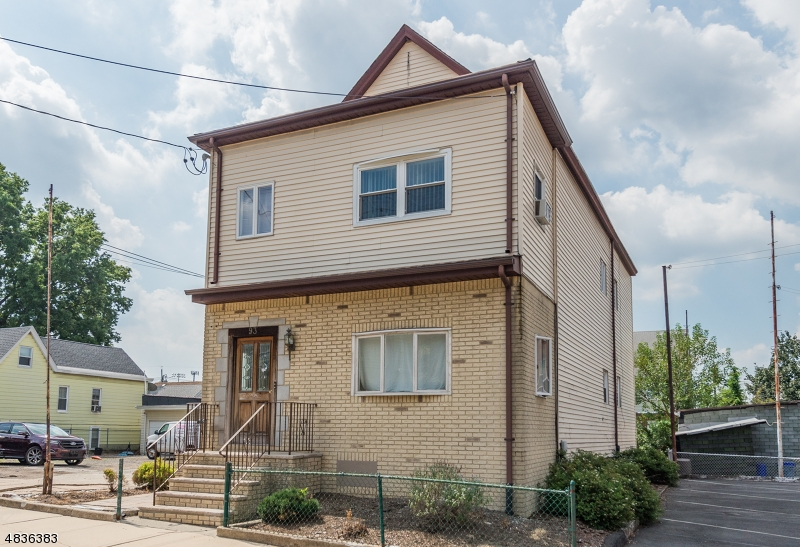 Multi-Family Home for Sale at 93 PROSPECT Street Garfield, New Jersey 07026 United States