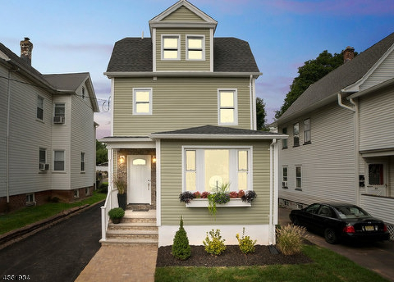 Single Family Home for Sale at 41 BALDWIN Street Bloomfield, New Jersey 07003 United States