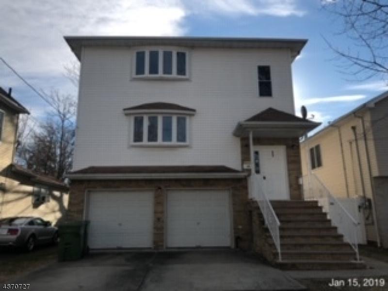 Многосемейный дом для того Продажа на 622 UNION Street Linden, Нью-Джерси 07036 Соединенные Штаты