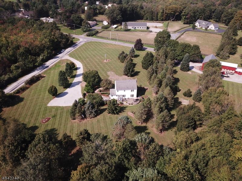 Enfamiljshus för Försäljning vid Frankford Township, New Jersey 07826 Förenta staterna