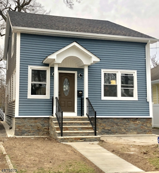 Single Family Home for Sale at 239 E 7TH AVE 239 E 7TH AVE Roselle, New Jersey 07203 United States