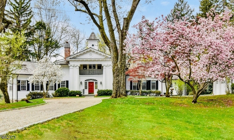 Single Family Home for Sale at 39 STEWART ROAD Millburn, New Jersey 07078 United States