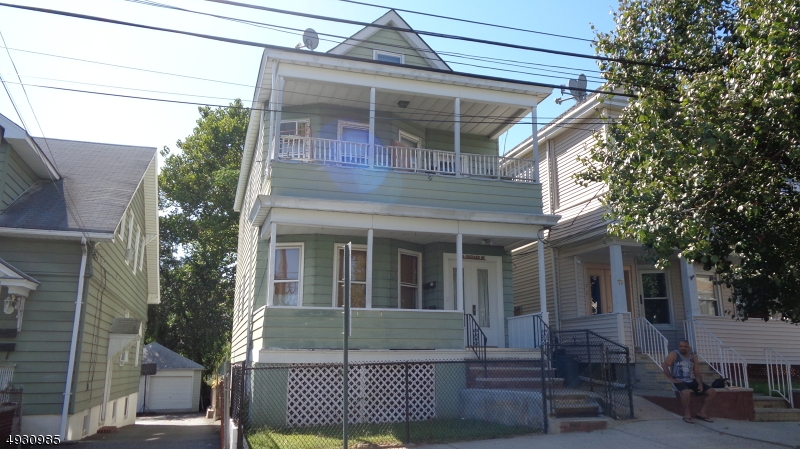 Multi-Family Homes for Sale at Garfield, New Jersey 07026 United States