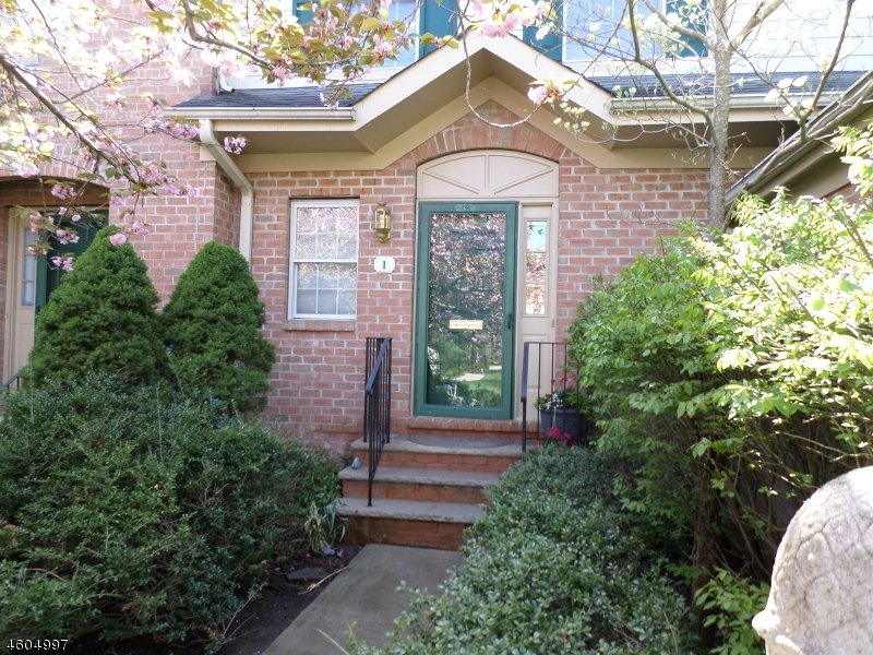 Single Family Home for Sale at 1 Chadwell Place Morristown, New Jersey 07960 United States