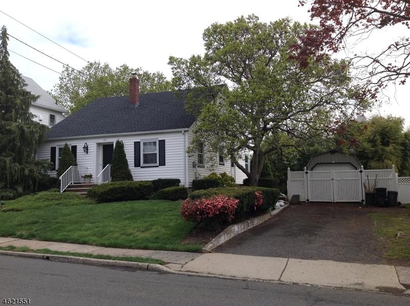 Single Family Home for Sale at 151 Washington Street Lodi, 07644 United States