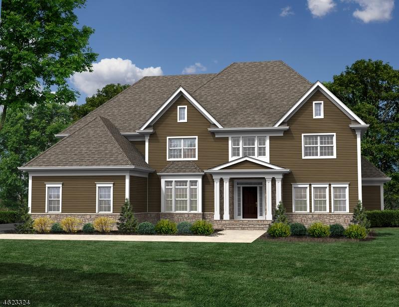 Частный односемейный дом для того Продажа на 15 FAWN RUN LANE Somerville, 08876 Соединенные Штаты