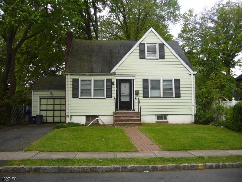 独户住宅 为 销售 在 20 Maple Avenue Vauxhall, 07088 美国