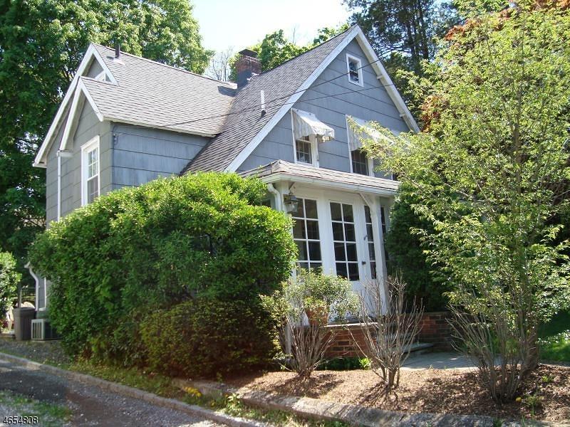 Частный односемейный дом для того Аренда на 32 Prospect Street Madison, 07940 Соединенные Штаты