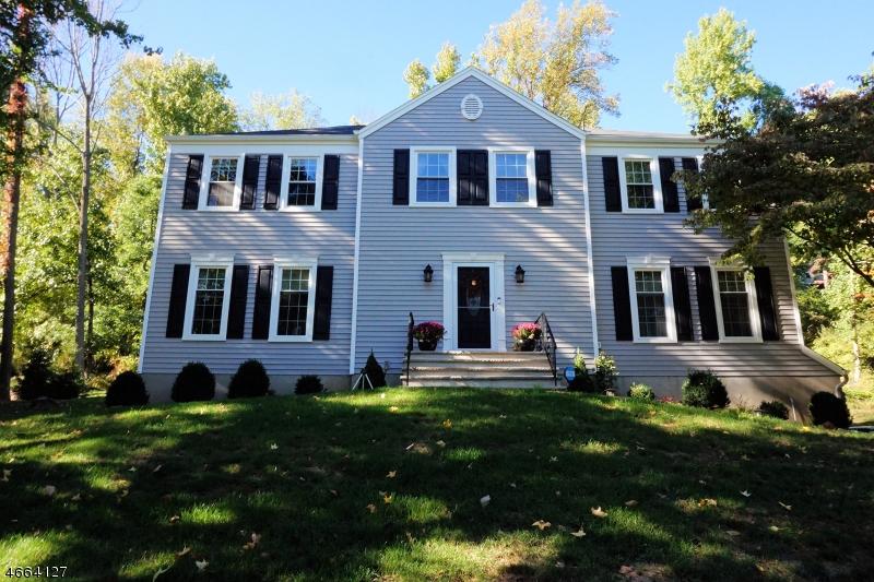 Частный односемейный дом для того Продажа на 244 Gates Avenue Gillette, 07933 Соединенные Штаты