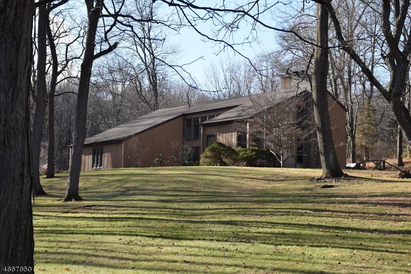 Частный односемейный дом для того Продажа на 99 COUNTRY ACRES Drive Hampton, 08827 Соединенные Штаты