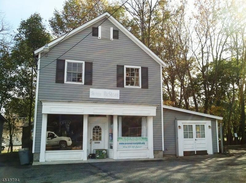 Коммерческий для того Продажа на 1-5 Milk Street Branchville, Нью-Джерси 07826 Соединенные Штаты